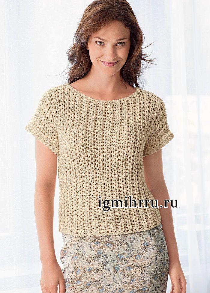Вязание спицами: Knits