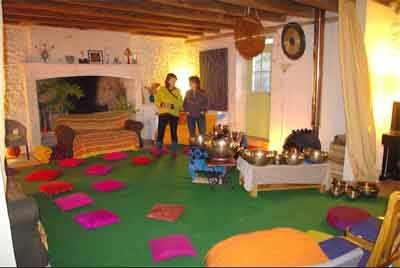 Salle de séminaire des Gîtes et Chambres d'Hôtes à vendre près Périgueux et Bergerac en Dordogne