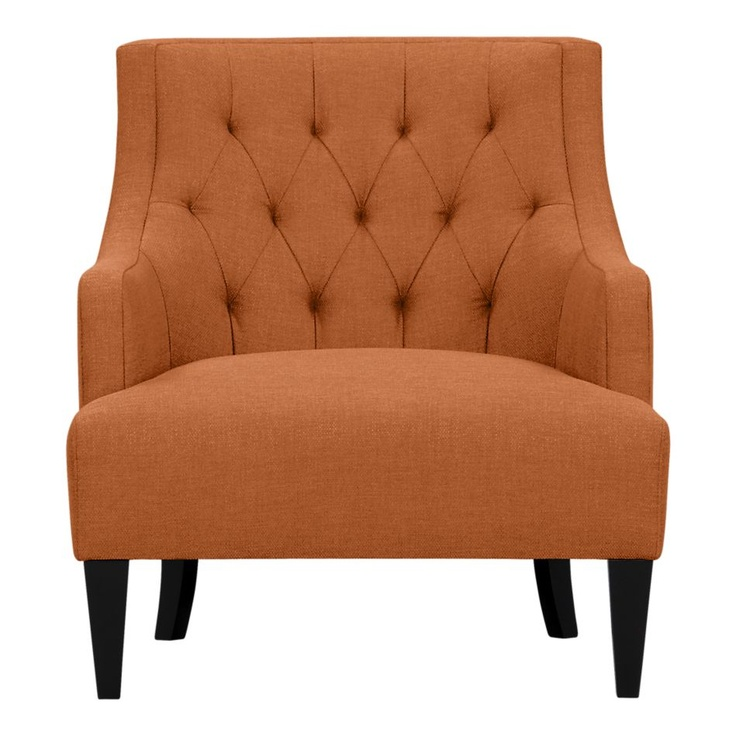 Love it - Tess Chair - Crate & Barrel: Living Rooms Chairs, Dreams House, Pumpkin 1099, Adcock Living, Barrels 1099, Accent Chairs, Crates And Barrels,  Day Beds, Tess Chairs