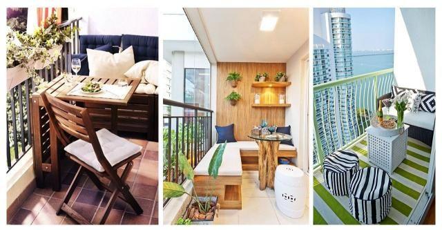 Niesamowicie urządzone balkony: Z tymi dodatkami wyglądają bosko! #DODATKI #DEKORACJE #BALKON #ARANŻACJA #INSPIRACJE #PORADY