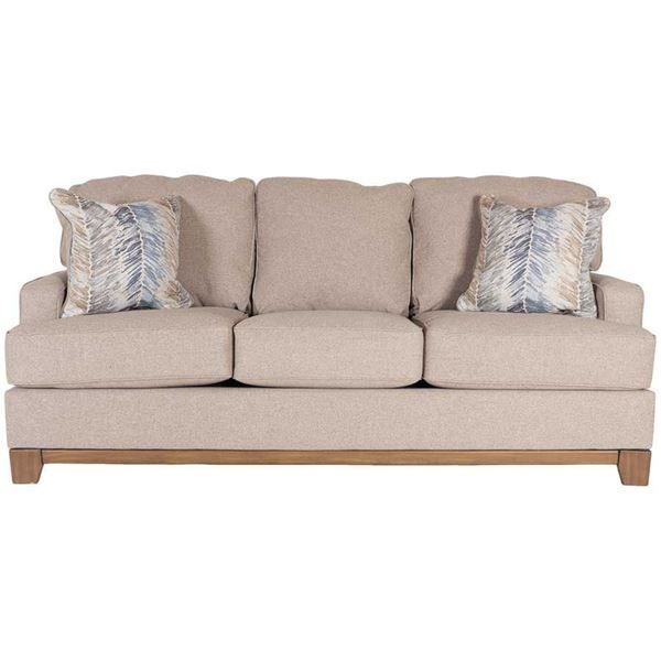 AFW has an amazing selection from Ashley Furniture including the Hillsway  Pebble Sofa in stock or. Decorative Wood TrimIn ...