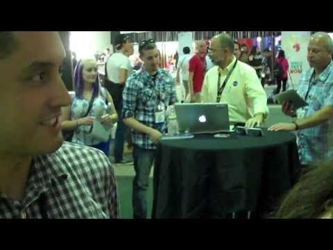 E3 2013 Interview with Gabe Rangel, Senior Solutions Architect at NASA/JPL