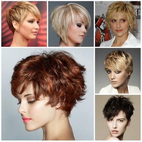 Stylish short haircuts 2016