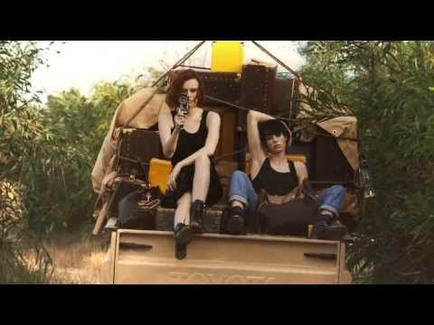 Louis Vuitton Presents The Spirit of Travel Campaign Film - YouTube