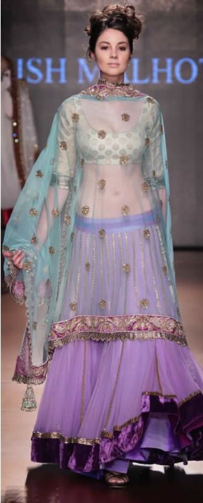Manish Malhotra...FB: https://www.facebook.com/pages/Manish-Malhotra/147482601960327