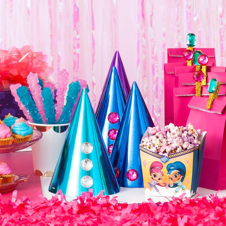 Plan A Shimmer And Shine Birthday Party In 2019 Shimmer