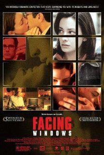 La Finestra di Fronte (Facing Windows). Giovanna Mezzogiorno and Raul Bova. Beautiful, enchanting film.