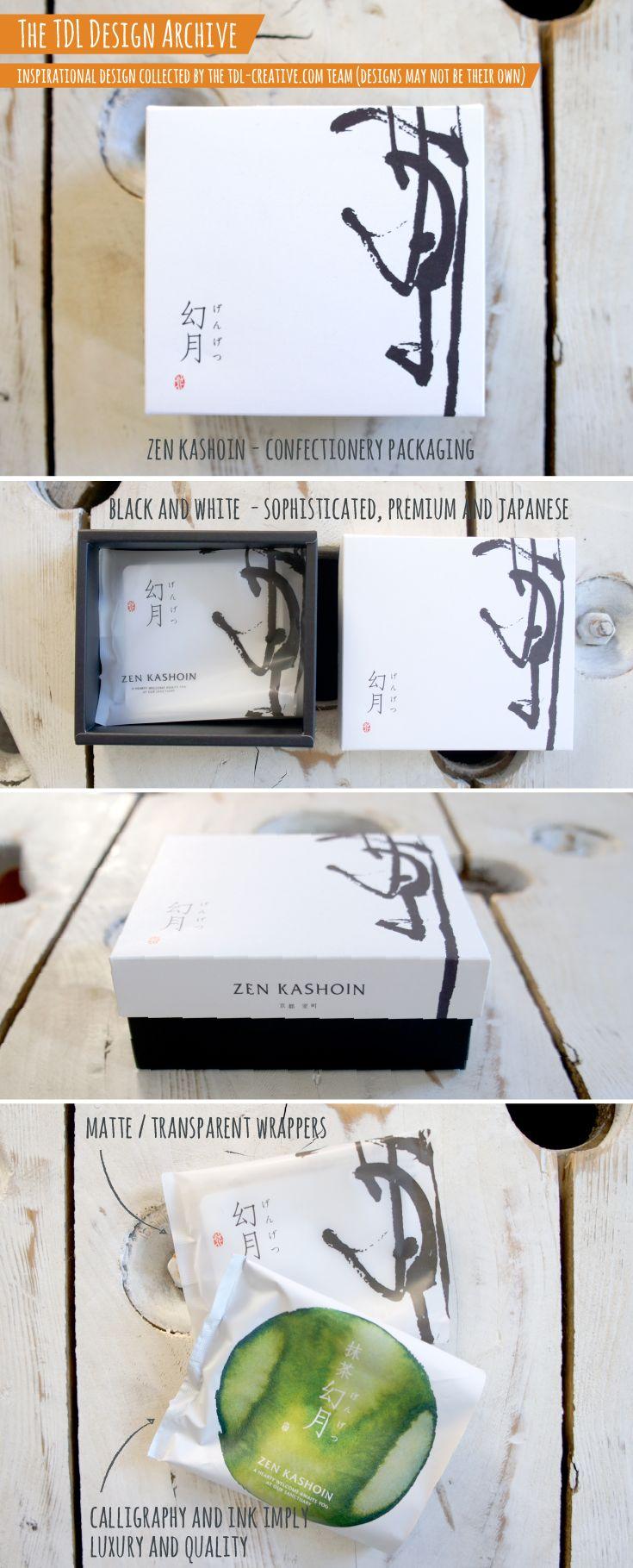 Zen Kashoin - Confectionery Packaging