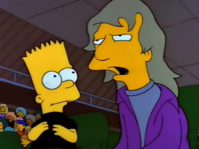 Yarn | Frisbee? ~ The Simpsons (1989) - S03E22 Comedy | Video clips by quotes, clip | 0d228dca-8450-473b-ba6a-76291cdbc1ea | 紗