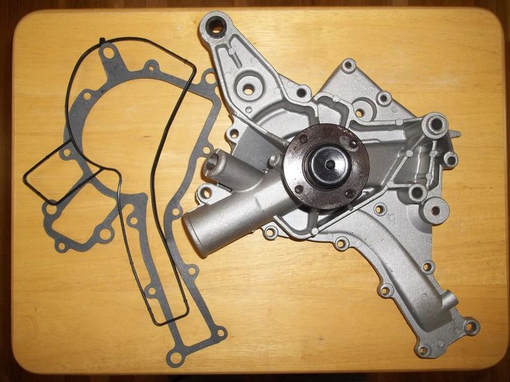 Nice Awesome Mercedes Benz Water Pump New  C240 C320 E320 E500 ML320 ML350 S430 S500 1501 2017 2018