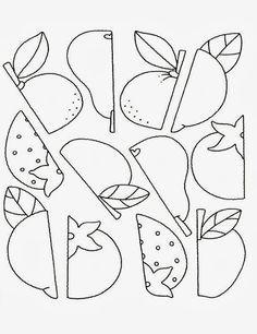 Afbeeldingsresultaat voor puzzels fruit
