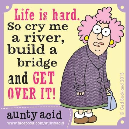 Been here, done this, got the T-Shirt... and the mug... and the hat... and the cardigan... You get the point? Looking for a unique witty gift to send to a friend? Then check out these fabulous acerbic Aunty Acid gifts from our friends at AMAZON! Click the link and have a browse! http://www.amazon.com/s/ref=nb_sb_noss?url=search-alias%3Daps=aunty+acid+gifts+