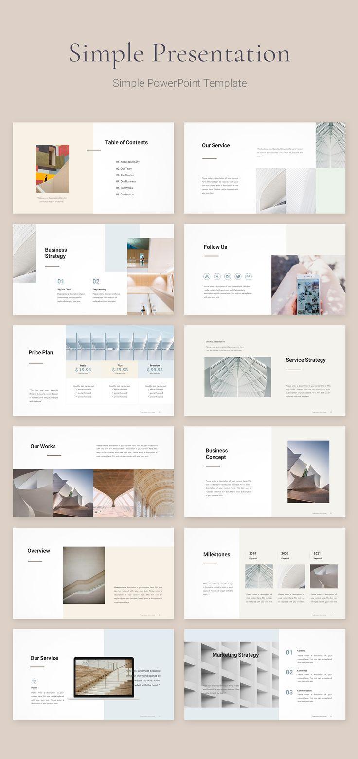 Ppt design design art interior design, design grafico
