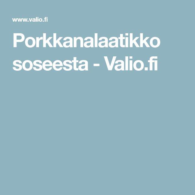 Porkkanalaatikko soseesta - Valio.fi