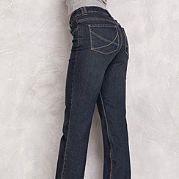 Фасон «Beat». Ваши любимые джинсы прямого покроя. С 5 карманами и стильной вышивкой на задних карманах.  Длина по внутреннему шву ок.: Н-разм. 83,5 см, М-разм. 78,5 см, Б-разм. 90,5 см. Удобная посадка по фигуре.  Деним стретч отличного качества: 80 % хлопка, 18 % полиэстера, 2 % эластана. Белого цвета: 98 % хлопка, 2 % эластана. за 2699р.- от Otto