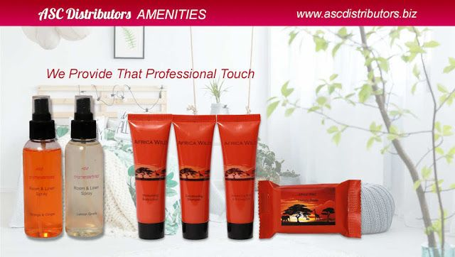 New Dimensions: Hotel Amenities Provide That Professional Touch