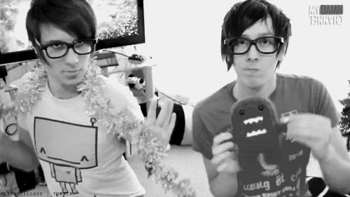 How Many Years Are Dan And Phil Apart In Age?