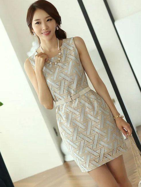 hermoso vestido elegant