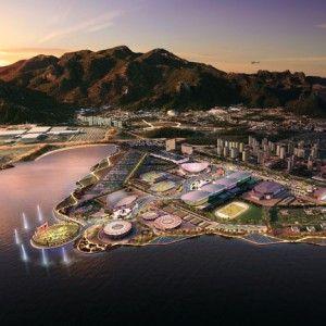 Rio 2016 Olympic Park  by AECOM