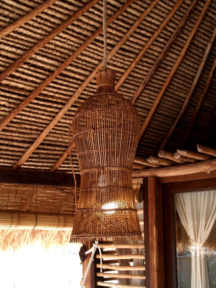 Lombok Handicraft Lamp Gili Asahan Eco Lodge & Restaurant