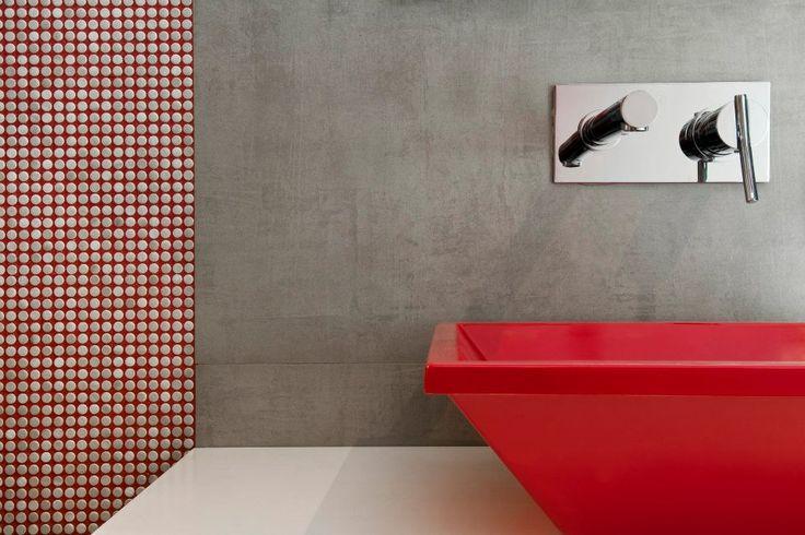 Mosaico LENTICCHIA y Starlike Rosso Oriente http://www.cersai.com/