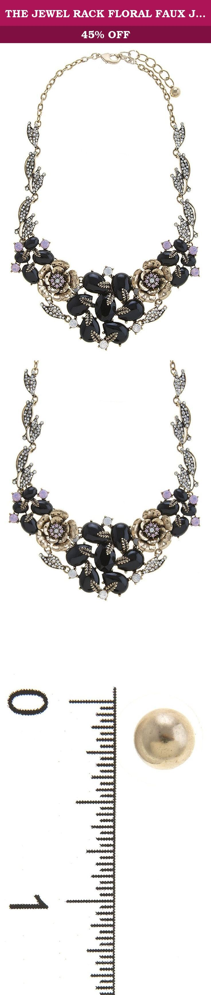 THE JEWEL RACK FLORAL FAUX JEWELED BIB NECKLACE SET. FASHION DESTINATION PRESENTS THE JEWEL RACK FLORAL FAUX JEWELED BIB NECKLACE SET. Buy brand-name Fashion Jewelry for everyday discount prices with Fashion Destination! Everyday LOW shipping *. Read product reviews on Fashion Necklaces, Fashion Bracelets, Fashion Earrings & more. Shop the Fashion Destination store for a wide selection of rings, bracelets, necklaces, earrings and diamond jewelry. Whether you are searching for men's…