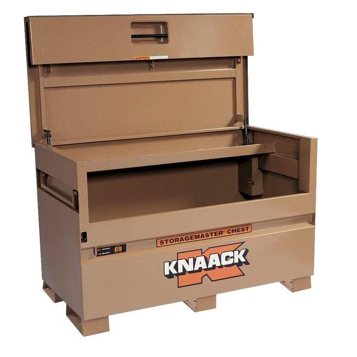 Knaack 60 in. x 30 in. x 34 in. Storage Chest, Semi-Gloss