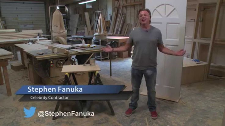 How to Paint a Front Door with Stephen Fanuka | #BenjaminMoore - Celebrity contractor Stephen Fanuka demonstrates how a freshly painted front door is an easy way to enhance your home's curb appeal. #DIY #Paint #FrontDoor #CurbAppeal