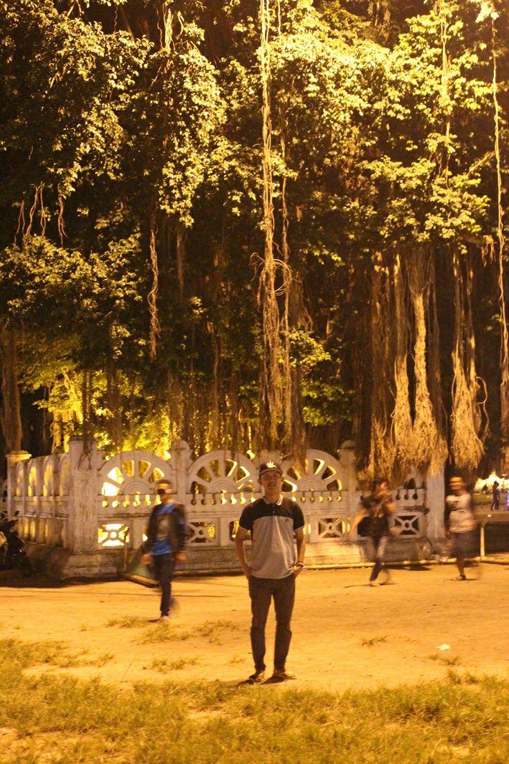 Alun - Alun Kidul. Yogyakarta