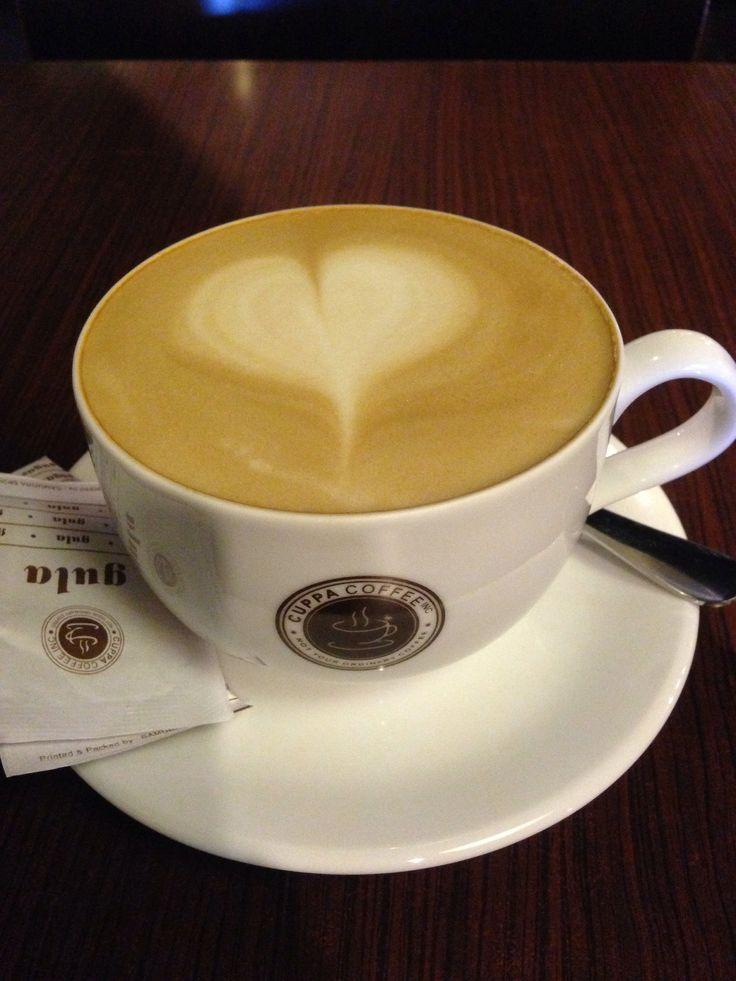 Cuppa Coffee Caffe Latte