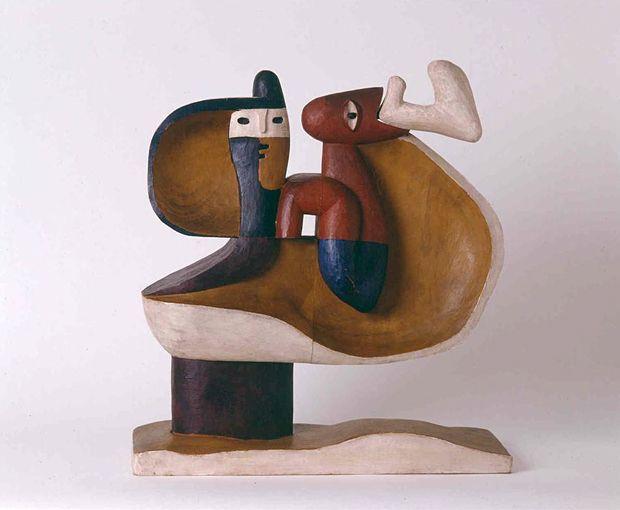 Sculpture by Le Corbusier