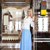 Смелый и необычный дизайн — вот что получается, когда винтерьере встречаются настоящие звезды: певица Валерия ианглийский дизайнер Габан О'Киф.