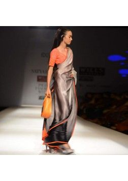 Wills Fashion Week 2013 Collection by Satyapaul 12