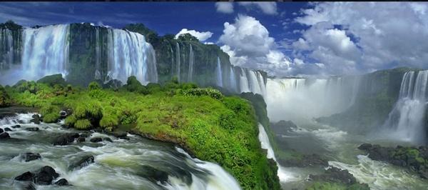 Cataratas del Iguaz (Argentina, Provincia de Misiones )