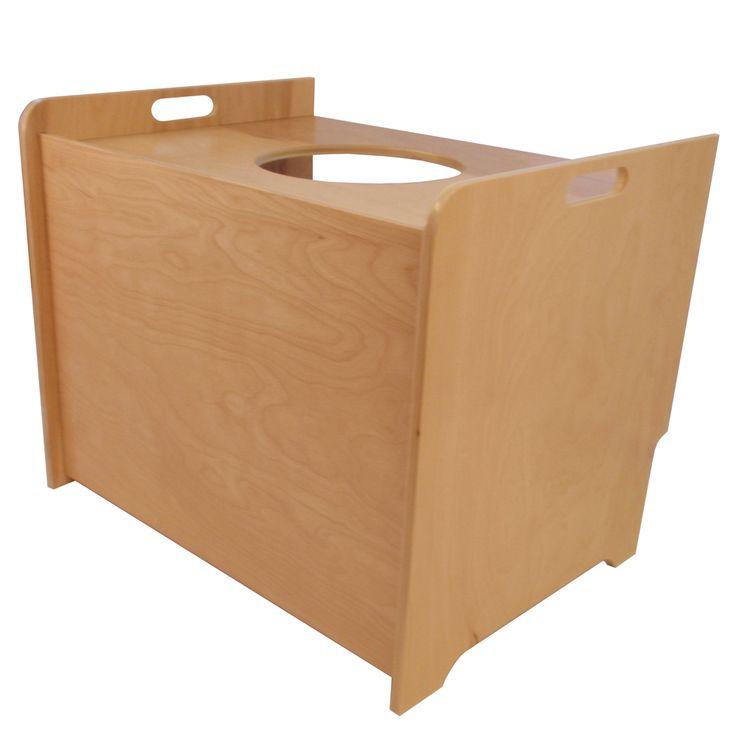 Scandinavian-Style Litter Box Concealer | contempocat