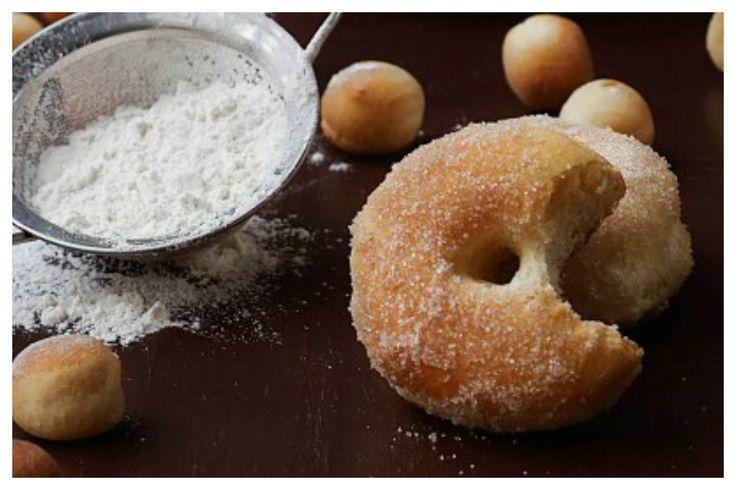 Con sólo 10 minutos de horneado, tendrás listos estos esponjosos DONUTS  Sin freír  – En el Punto