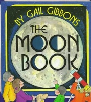 Phases of the Moon book (Gail Gibbons) includes activities for the classroom