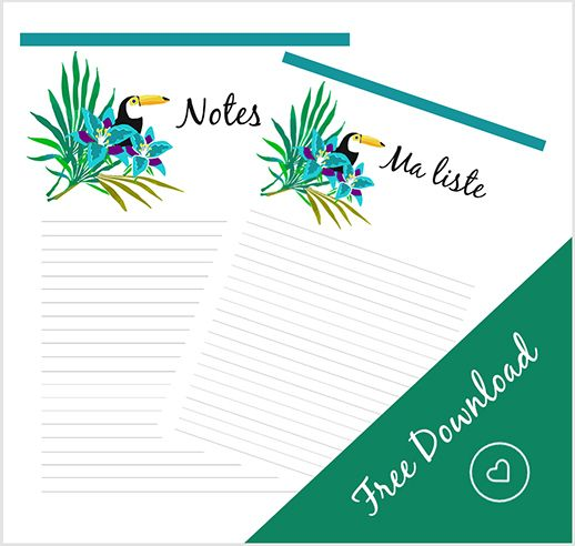 FREE PRINTABLE To-do list A4 - Téléchargement www.myprintables.fr