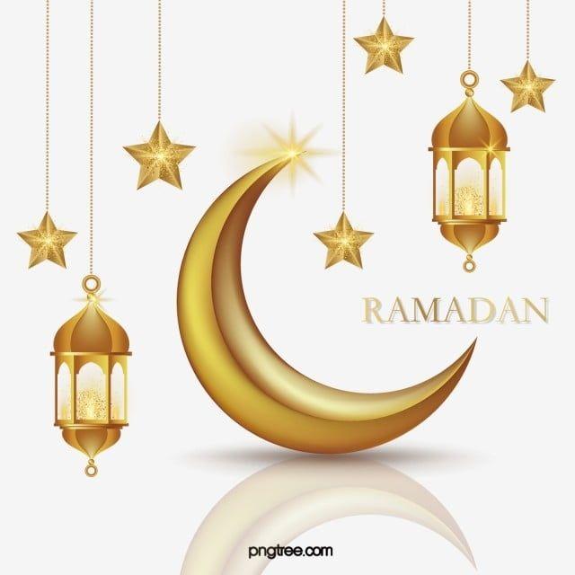 نسيج ذهبي رمضان نجوم الحدود فانوس الديكور رمضان القمر مسلم Png والمتجهات للتحميل مجانا Golden Texture Lanterns Decor Star Lanterns