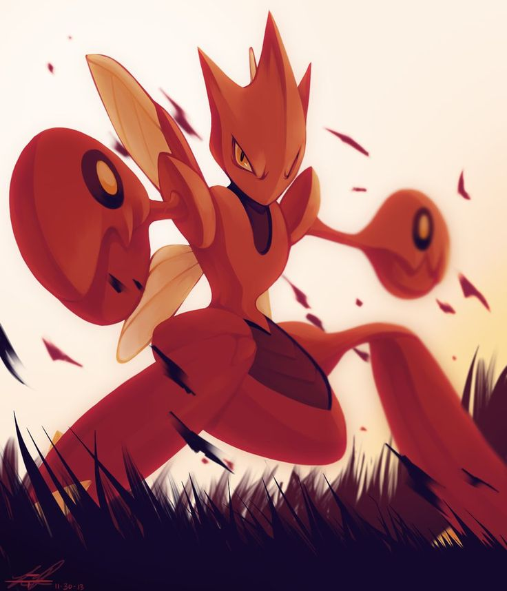 Day1 [BUG] Scizor by Rock-Bomber