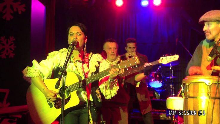 claudia serdan & Reggaemotion - Folclore balcanico #musica #jamsession #jamsessionnight20  #jamsession20 #social #faiunclicksalisulpalco #livemusic