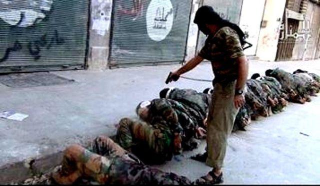 'Slaughtered Like Sheep': Eyewitnesses Recount Massacre In Adra, Syria  (Video)