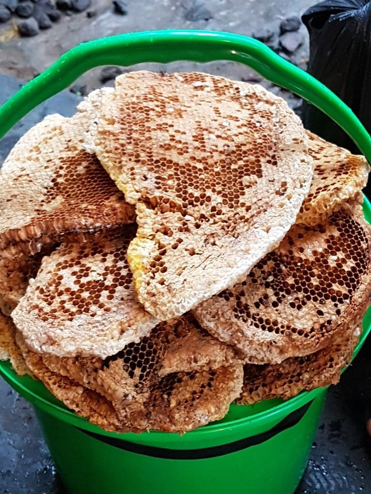 Honey comb Bali