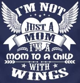 YESSS!!!MY SWEET GIRL GOT HER WINGS!! I MISS U SO MUCH!!LOVE MOMMY