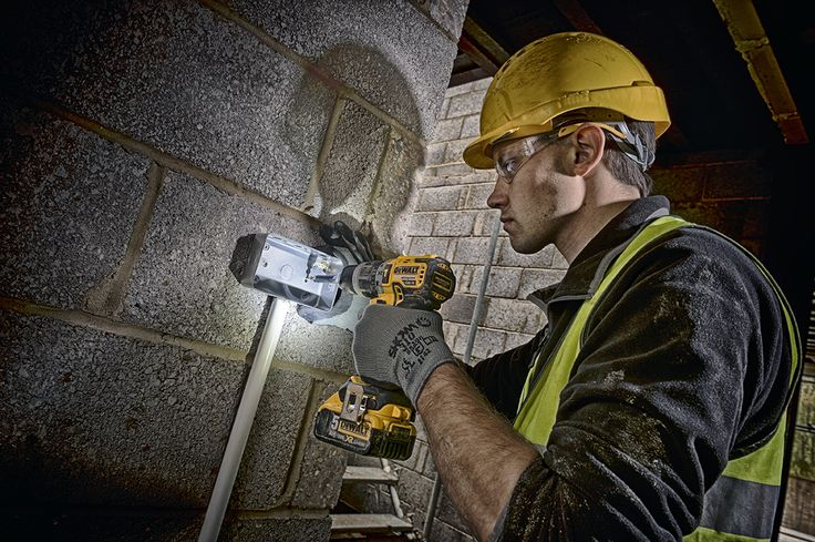 The latest from DEWALT –  Generation 2, 18V XR-series.