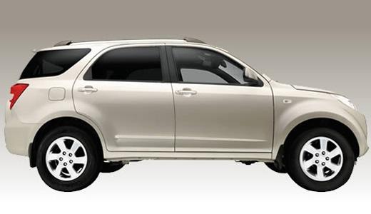 Daihatsu Terios 15 Advantage