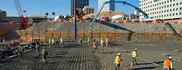 Commercial contractors Performing Construction Projects