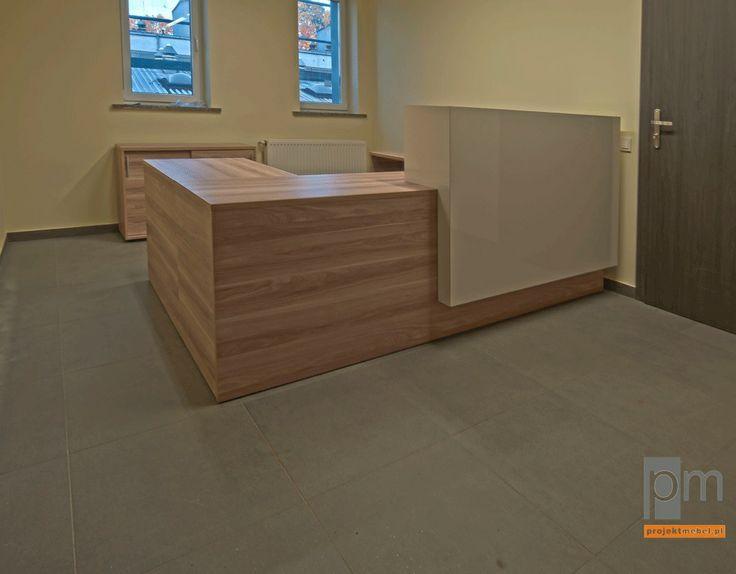 Energomechanik - Strzelce Opolskie sekretariat Lada BOX ; http://www.projektmebel.pl/realizacje