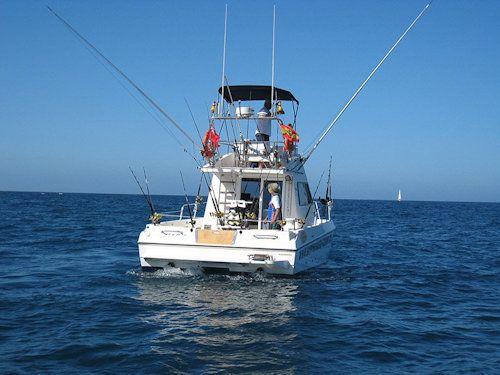fishing trips Tenerife