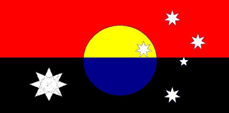 Australian flag. Coming republican flag? Steve Irons https://twitter.com/steveirons/status/443928760673247232/photo/1 #Ausflags